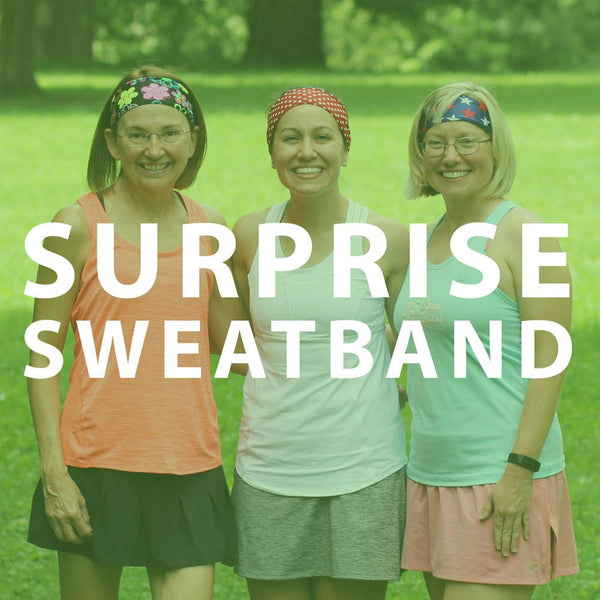 Surprise Sweatband - Ponya Bands