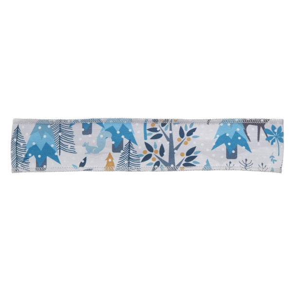 Winter Wonderland Non-Slip Headband - Ponya Bands