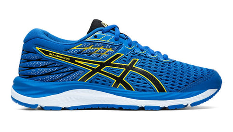 Asics Gel-Cumulus 21 GS Boys - Tuna Blue/Black