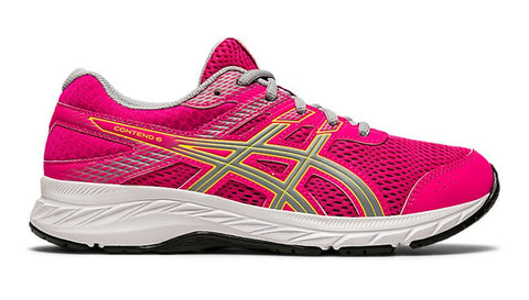 Asics Gel-Contend 6 GS - Pink Glo/Piedmont Grey