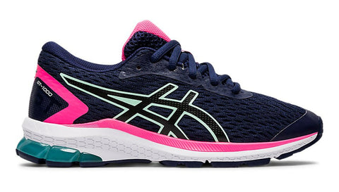 Asics GT-1000 9 GS Girls - Peacoat/Black