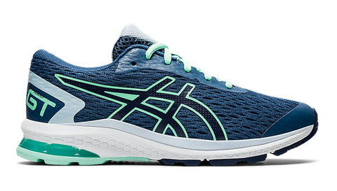Asics GT-1000 9 GS Girls - Grand Shark/Peacoat