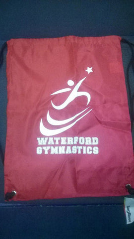Waterford Gymnastics Draw String Bag
