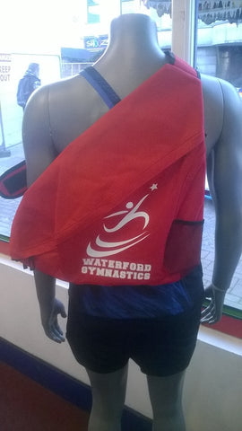Waterford Gymnastics Cross Strap Bag