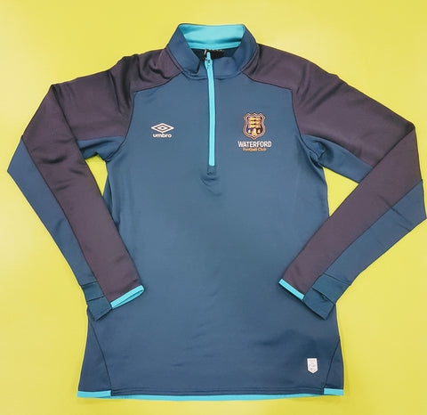 Waterford FC Pro Training 1/2 Zip 2019