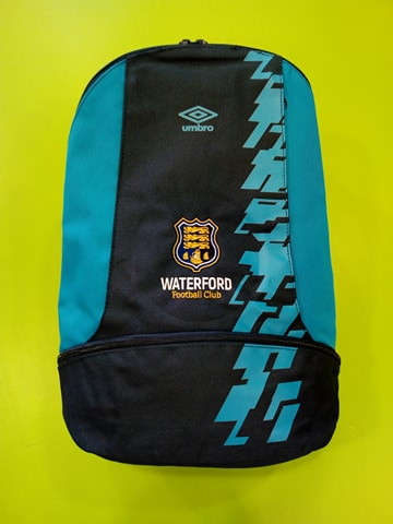 Waterford FC Back Pack 2018