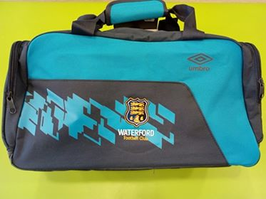 Waterford FC 2018 Kit Bag
