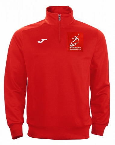 Waterford Gymnastics Club Qtr Zip Top