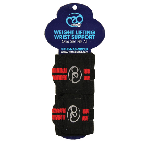 Fitness Mad- Weight lifting Wrist Support