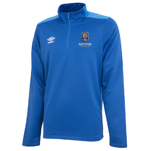 Waterford FC 1/2 Zip Top Kids