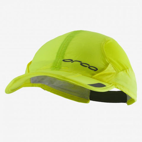 Orca Foldable Cap - Neon Yellow
