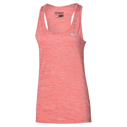 Mizuno Impulse Core Tank - Tea Rose