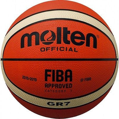 Molten Rubber Official FIBA Approved