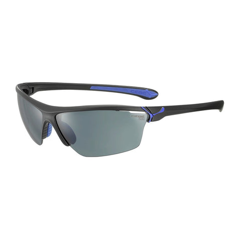 Cebe Running Sunglasses - Matt Black/Blue