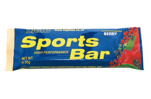 High 5 Sports Bar (2 Flavours)