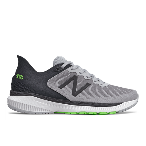 New Balance 860v11 Black/Light Aluminium