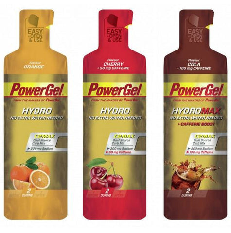 PowerGel Hydro Gels 67ml