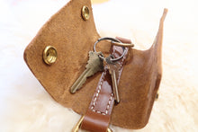 Load image into Gallery viewer, Leather Key Holder