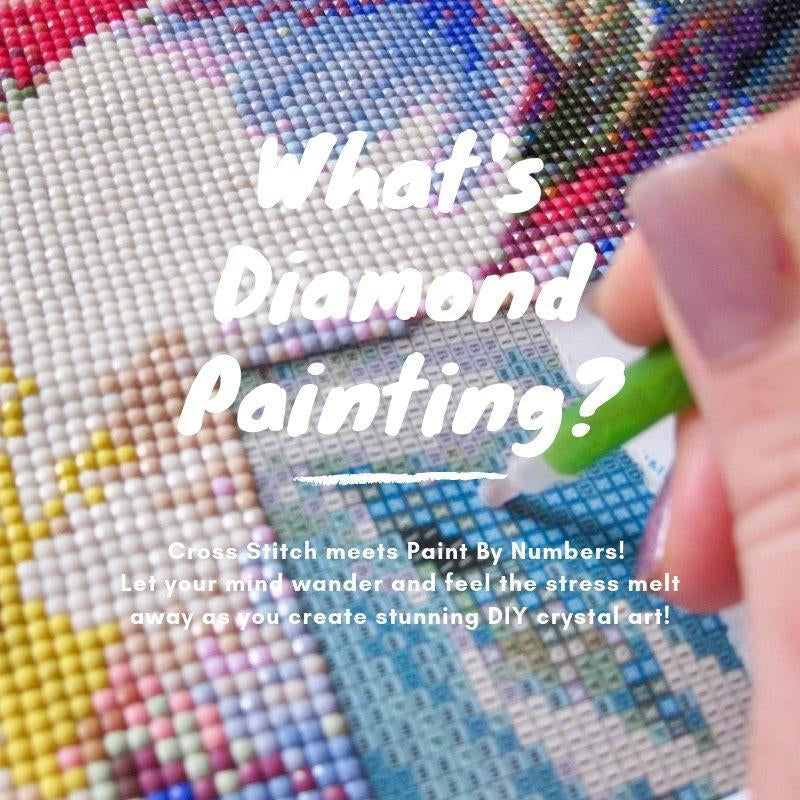 What is Diamond Art Painting?