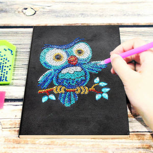 Diamond Painting Journal — Lovely Owl
