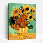 Sunflowers | Paint By Numbers