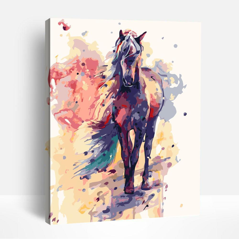 Horses | Paint By Numbers