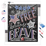 Home of the Free | Diamond Painting