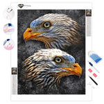 Eagle's Watch | Diamond Painting