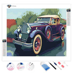 Classic Car | Diamond Painting
