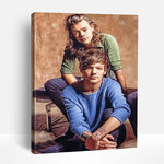 Harry Styles And Louis Tomlinson | Paint By Numbers
