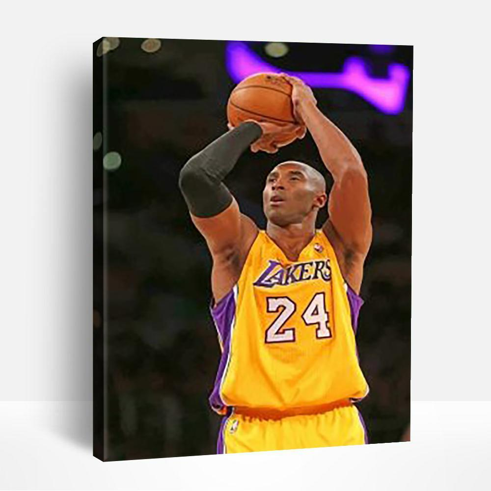 Irreplaceable Kobe Bryant | Paint By Numbers