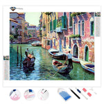 A Beautiful View in Venice | Diamond Painting