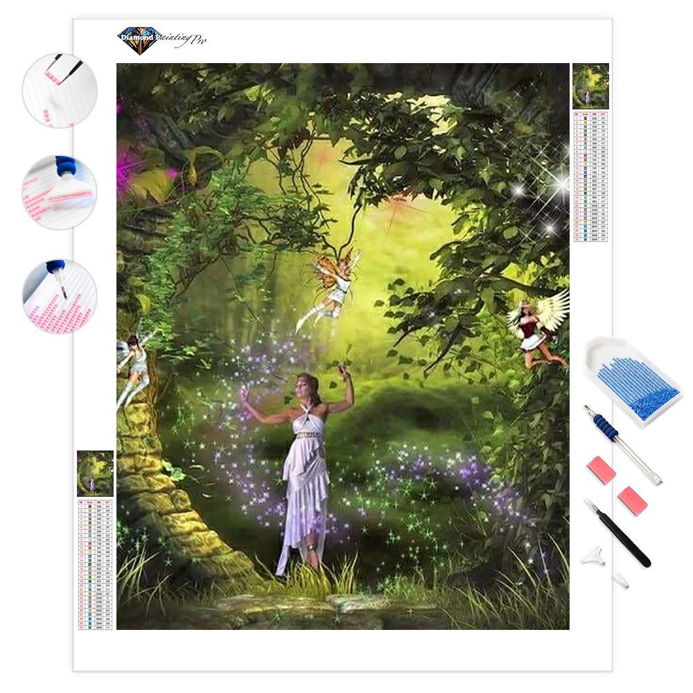 Fairy Fantasy | Diamond Painting