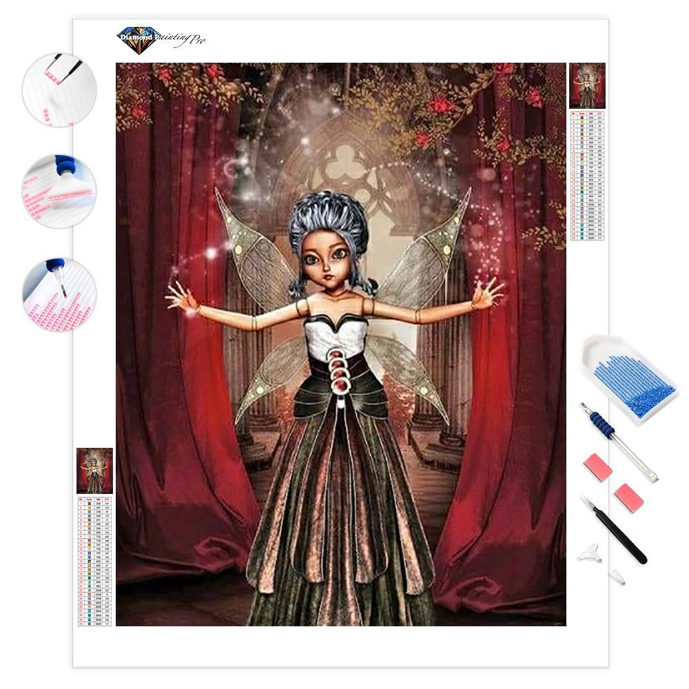 Enchanted Doll | Diamond Painting