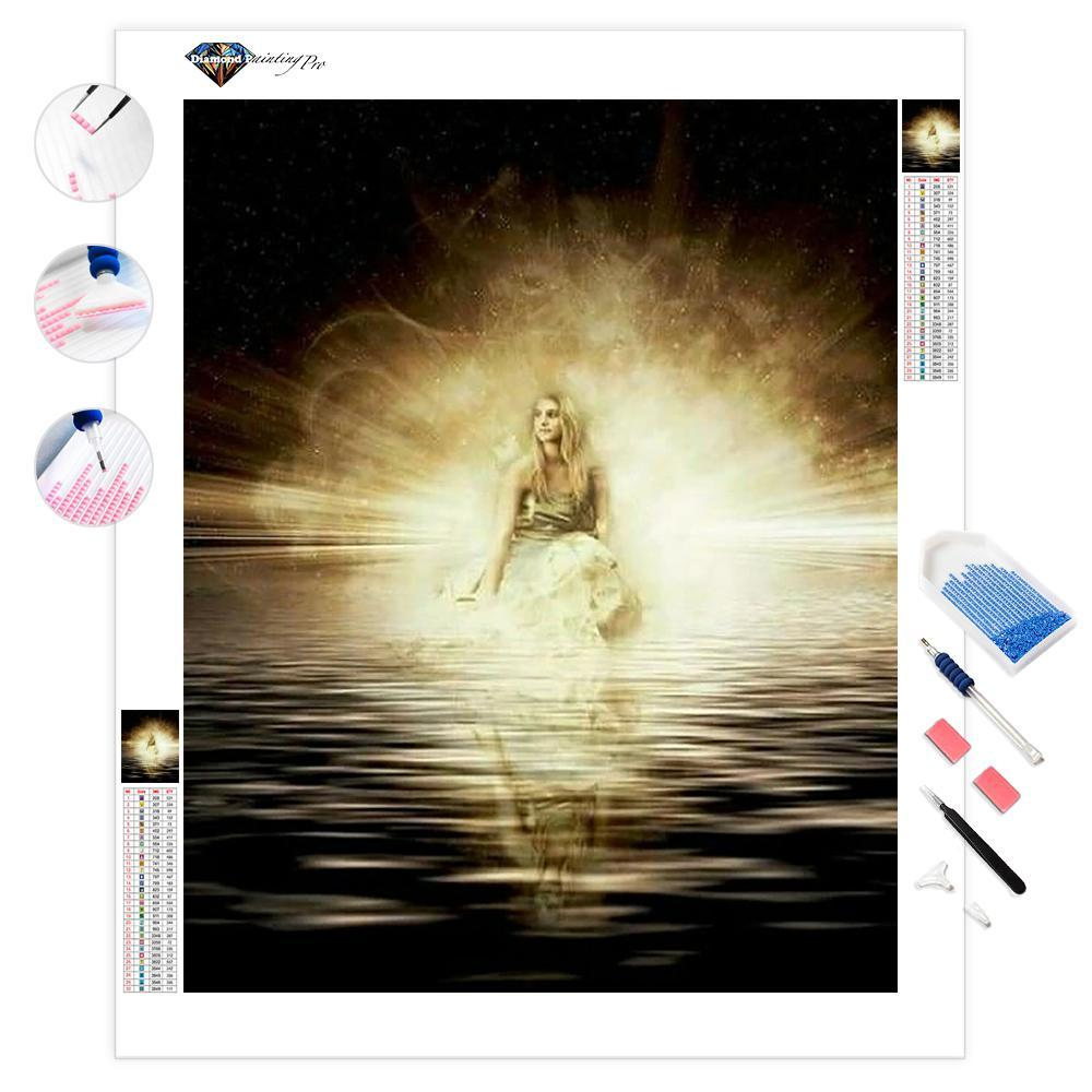 Ray of Light | Diamond Painting