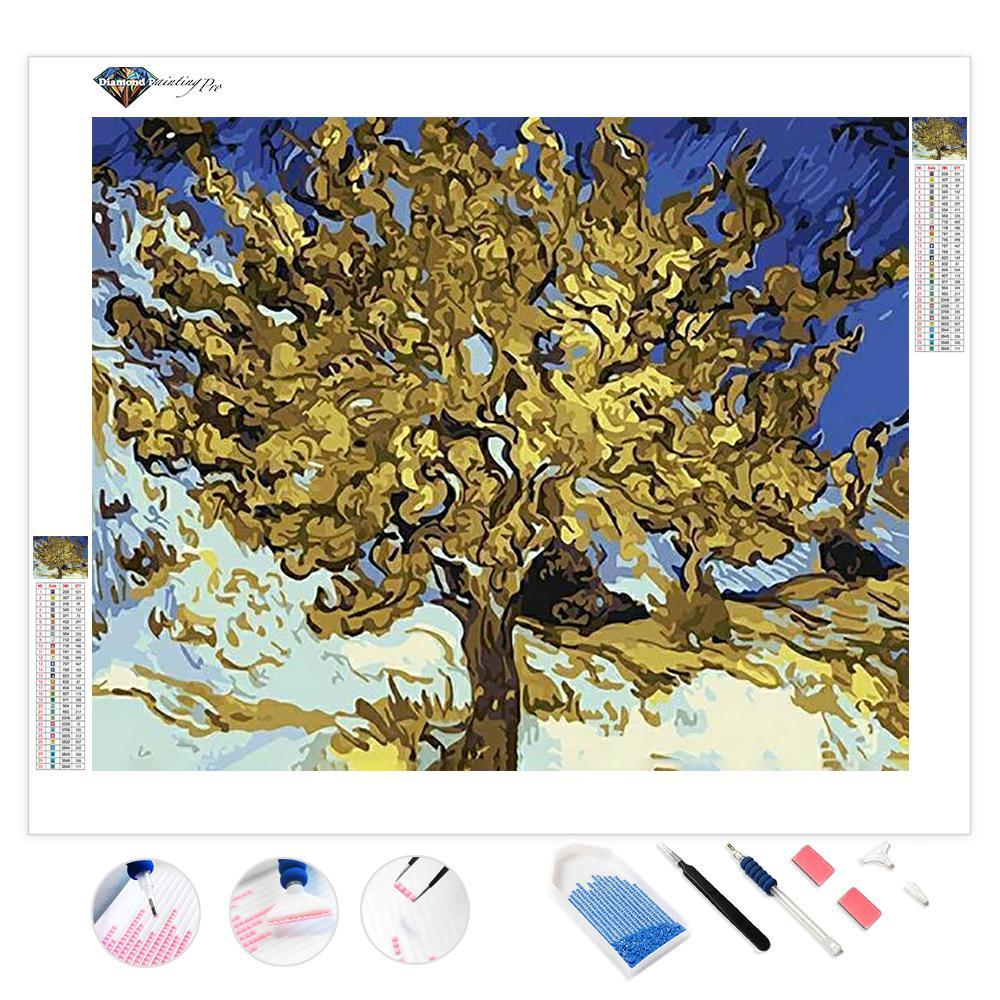 Mulberry Tree | Diamond Painting