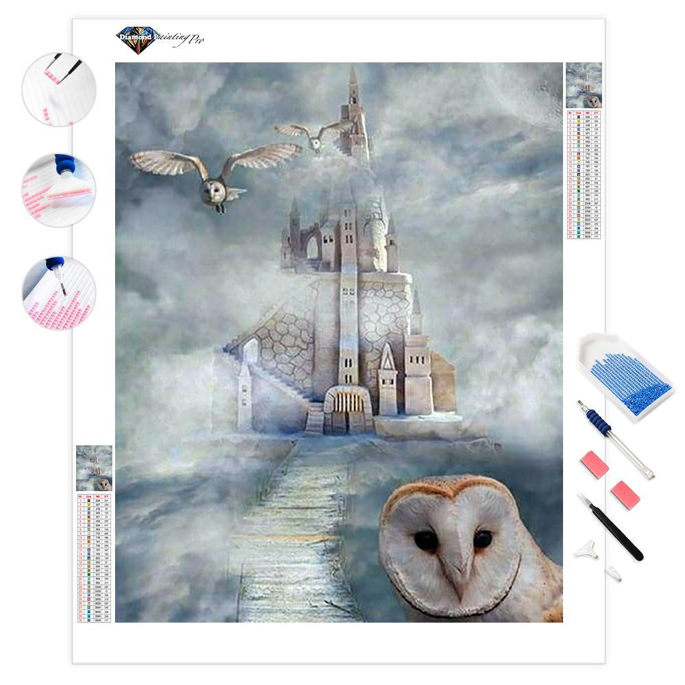Hogwarts | Diamond Painting