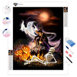 Magical Witch | Diamond Painting