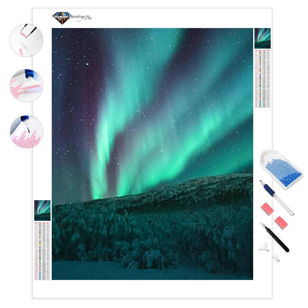 Northern Lights | Diamond Painting