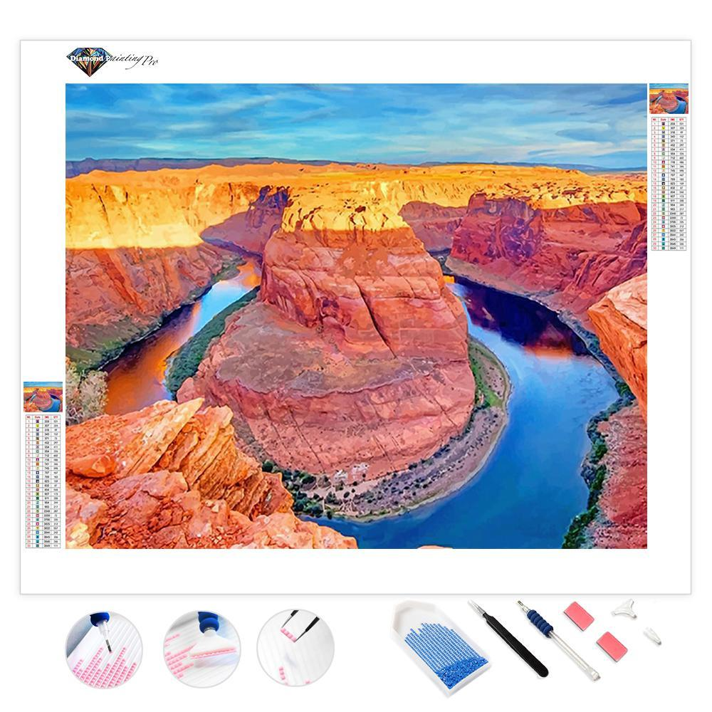 Amazing Grand Canyon Arizona | Diamond Painting