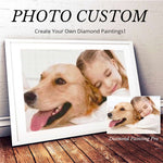 CUSTOM DIAMOND PAINTING KITS - FULL DRILL