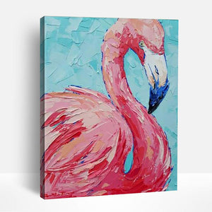 Flamingo | Paint By Numbers