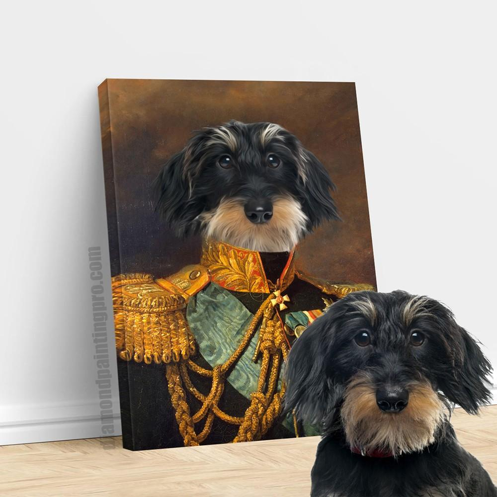 The Prince | Renaissance Pet Portrait
