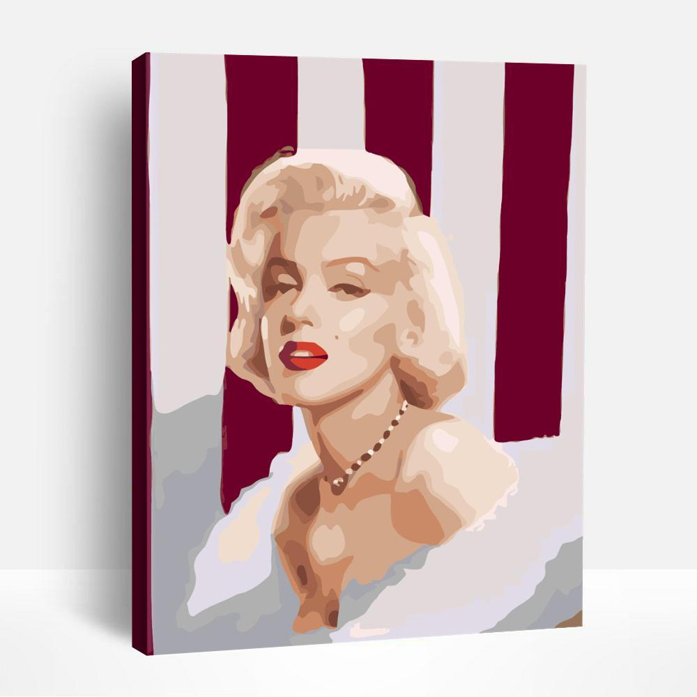 Marilyn Monroe | Paint By Numbers