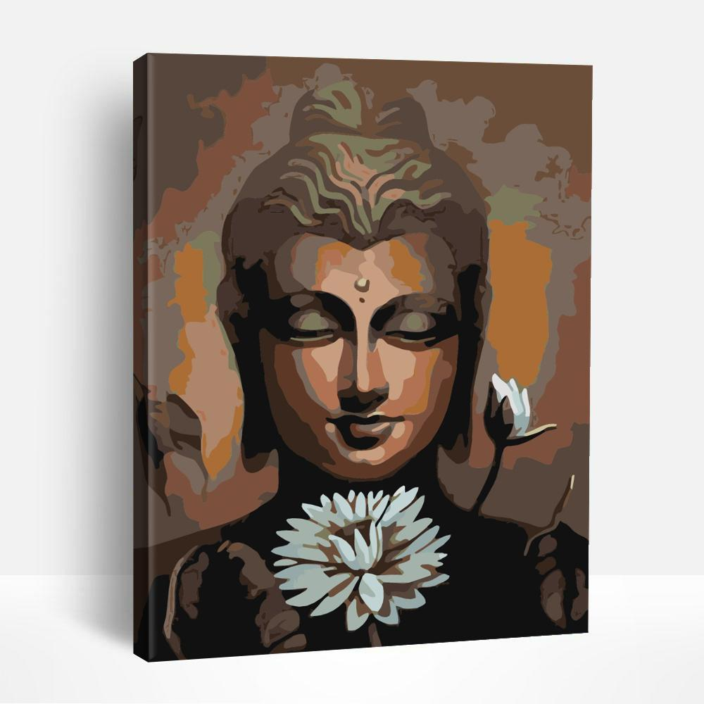 Buddha | Paint By Numbers
