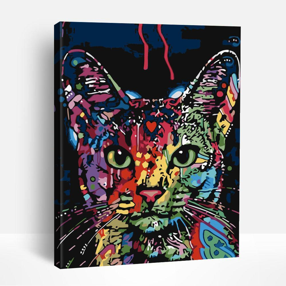 Cats & Kitties | Paint By Numbers
