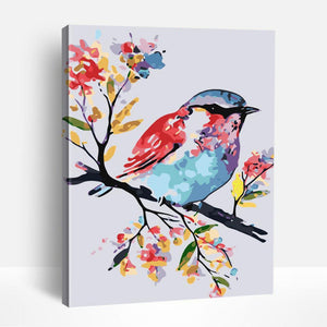 Birds | Paint By Numbers