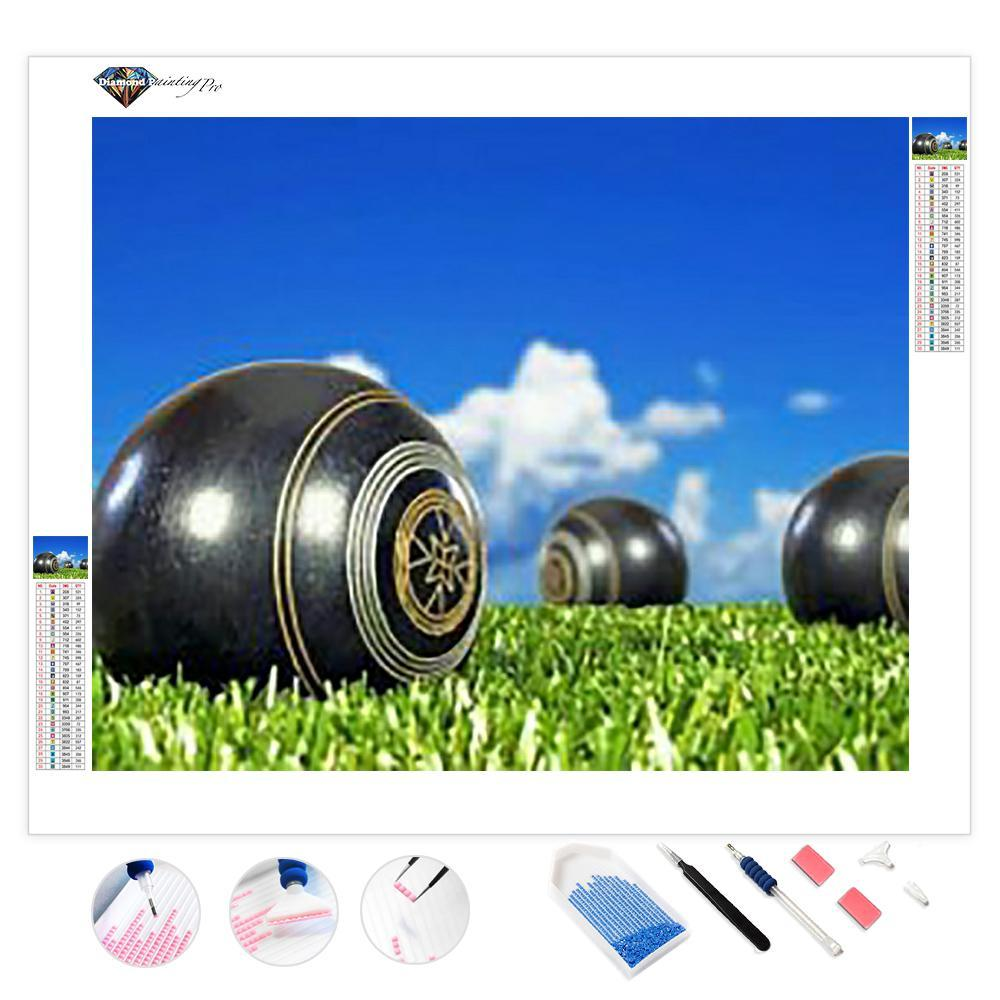 Lawn Bowls | Diamond Painting