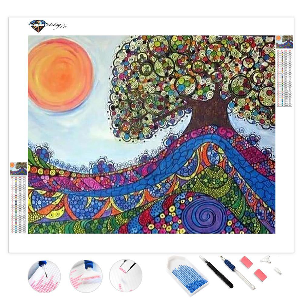 Tree of Hope | Diamond Painting