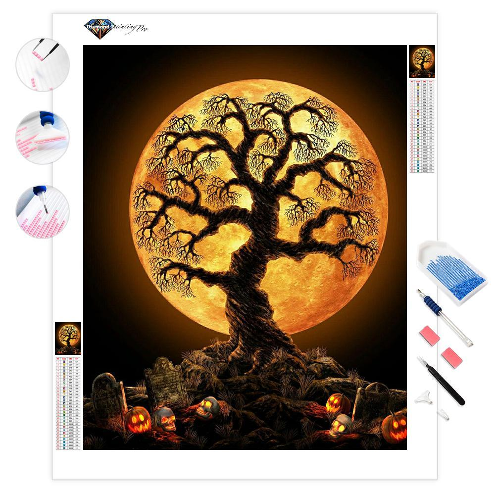Tree of Nightmares | Diamond Painting